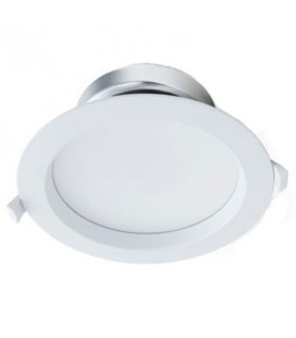Downlight Led 21W empotrable blanco frio
