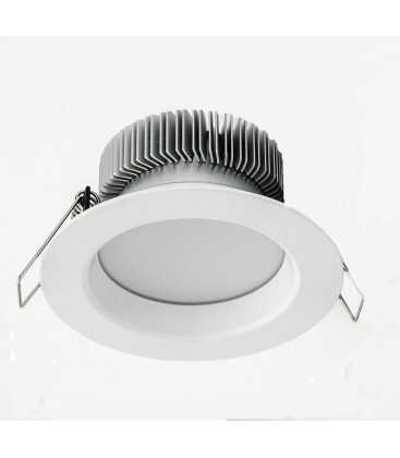 Downlight Led 12W blanco cálido