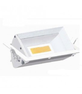 Downlight Led 45W basculante orientable