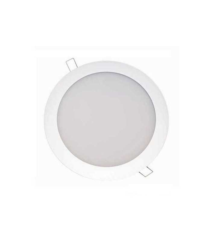Oferta downlight led 20w extraplano for Downlight led extraplano
