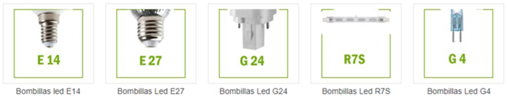 Bombillas Led-