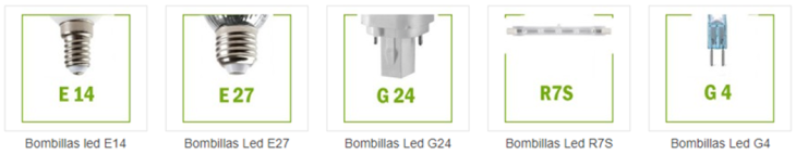 Bombillas Led_