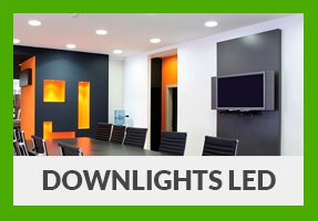 comprar downlights de led